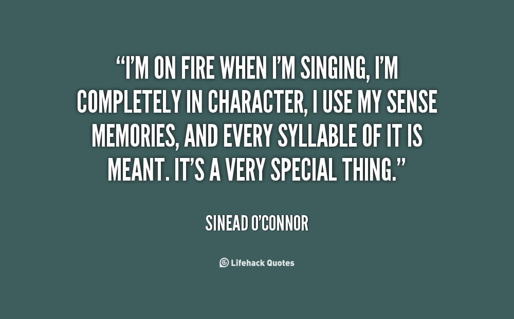 Motivational Quotes For Singing. QuotesGram