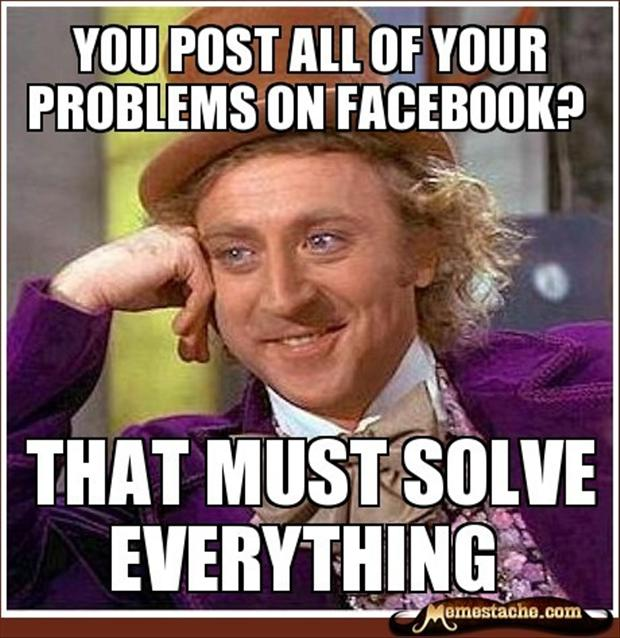 Willy Wonka Quotes About Facebook. QuotesGram Willy Wonka Memes Images
