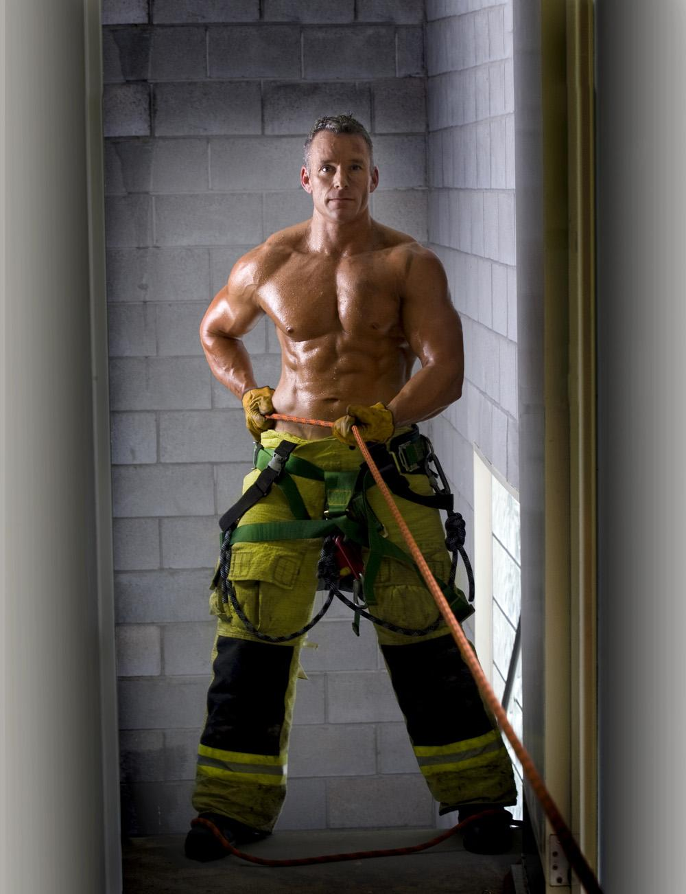 Your New Favourite Show Has Hot Firefighters, Even Hotter Accents