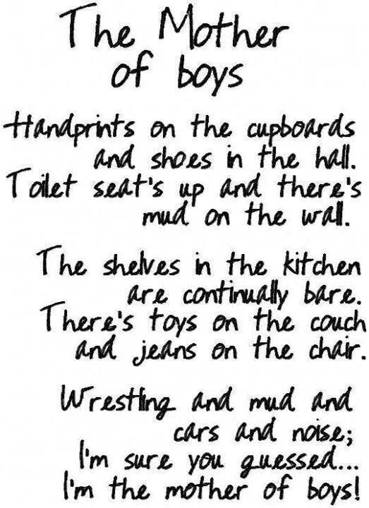 Quotes About Single Moms Raising Boys. QuotesGram
