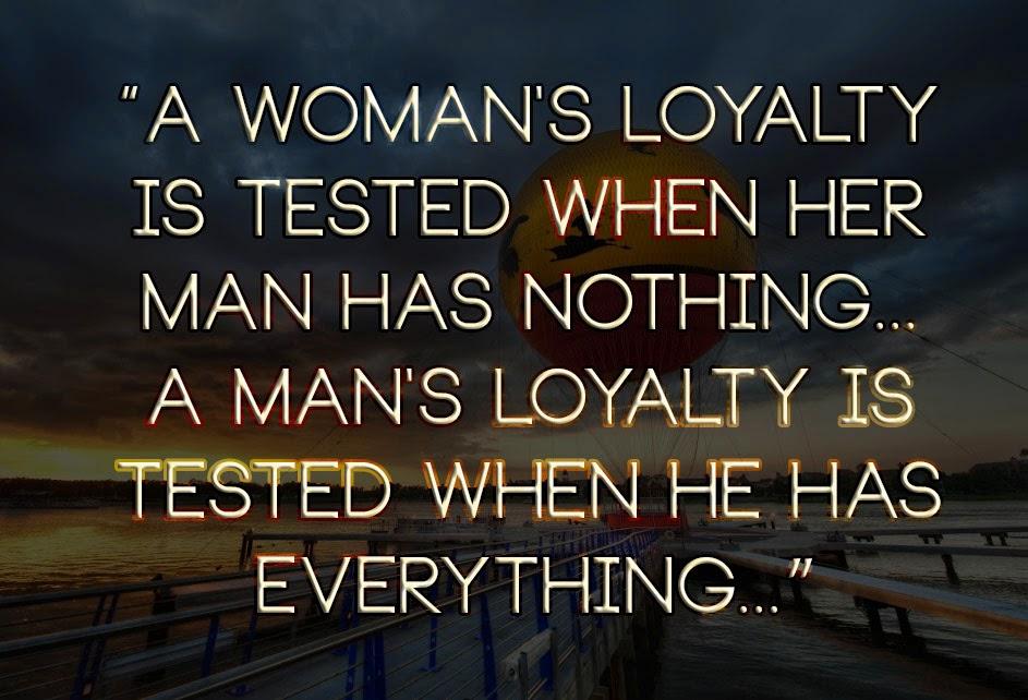 Loyal Woman Quotes