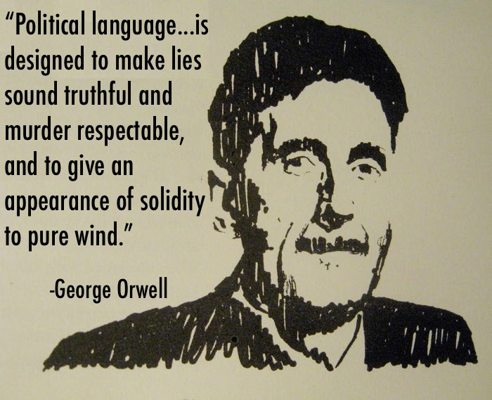 the role of newspeak in the inner partys philosophy and propaganda in 1984 a novel by george orwell Get an answer for 'in 1984, what do these 3 slogans mean: war is peace, freedom is slavery, and ignorance is strength ' and find homework help for other 1984 questions at enotes.