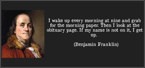 Ben Franklin Quotes On Compromise. QuotesGram