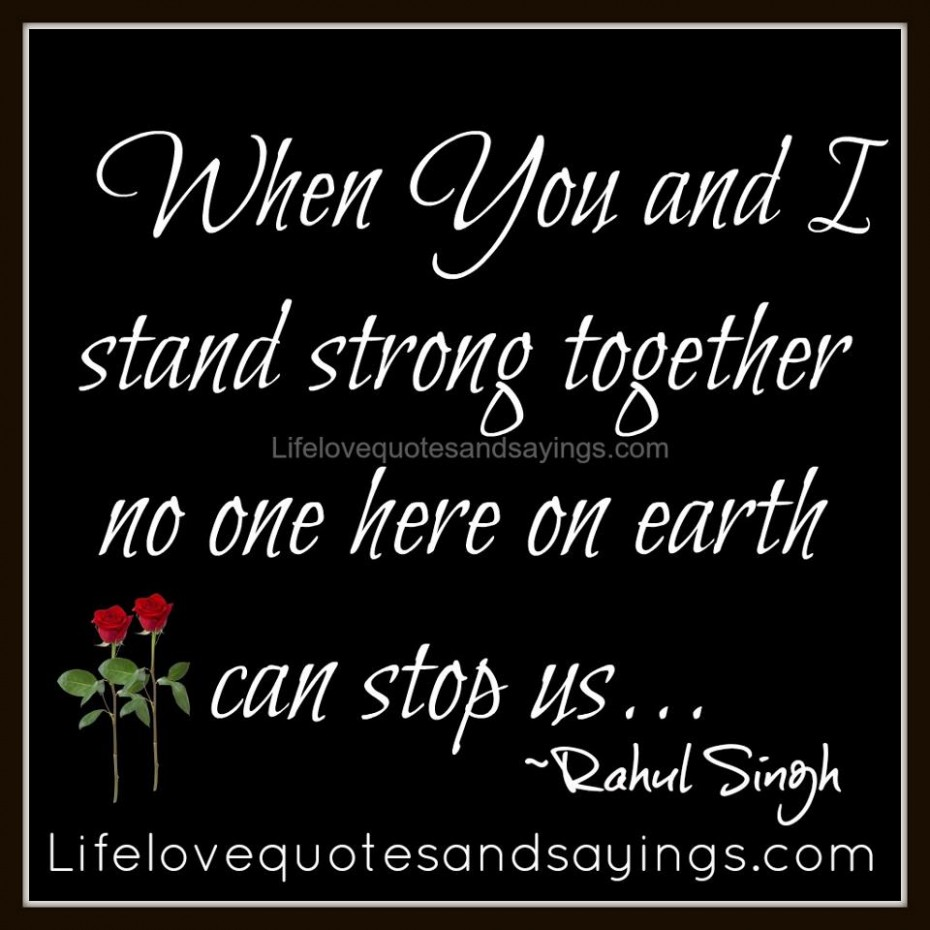 Love Quotes About Time Standing Still: Quotes About Standing Strong. QuotesGram