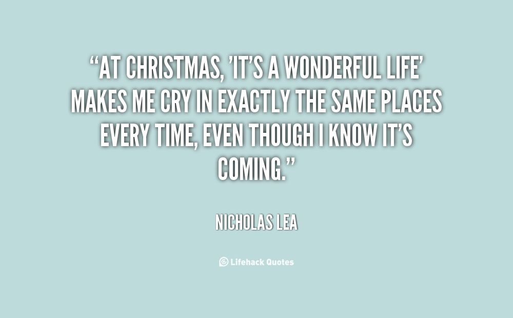 It S A Wonderful Life Quote In Book At End: Its A Wonderful Life Movie Quotes. QuotesGram