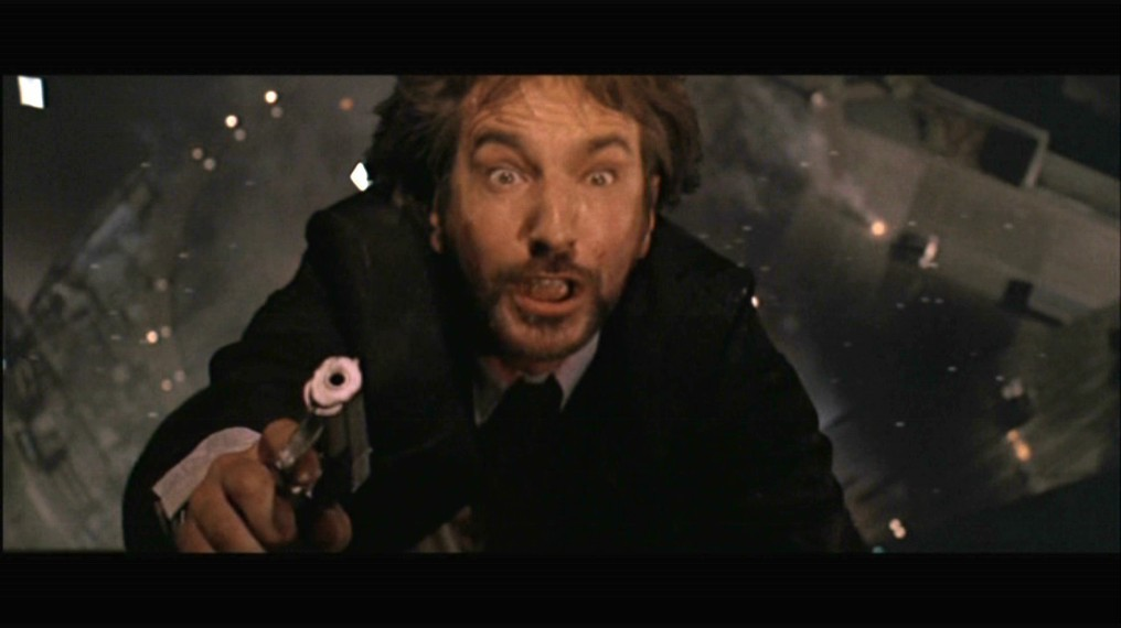 Alan Rickman Die Hard Movie Quotes