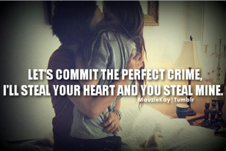 Steal My Heart Quotes. QuotesGram