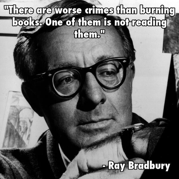 Quotes From Fahrenheit 451: Burning Book Ray Bradbury Quotes. QuotesGram