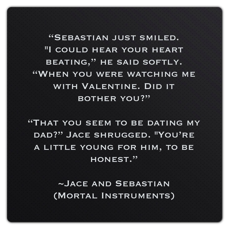 Jace Wayland Funny Quotes Quotesgram