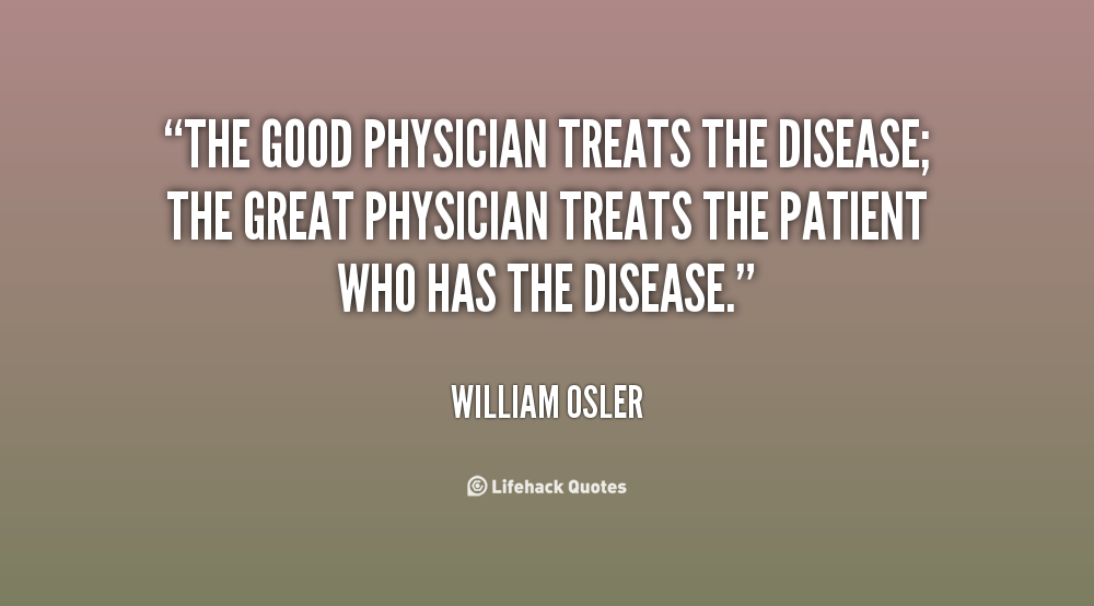 how to find a good physician