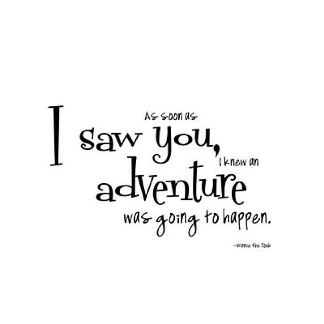 Adventure Winnie The Pooh Quotes. QuotesGram