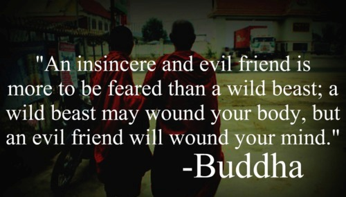 Friendship Quotes Through Good And Bad : Bad friend quotes quotesgram