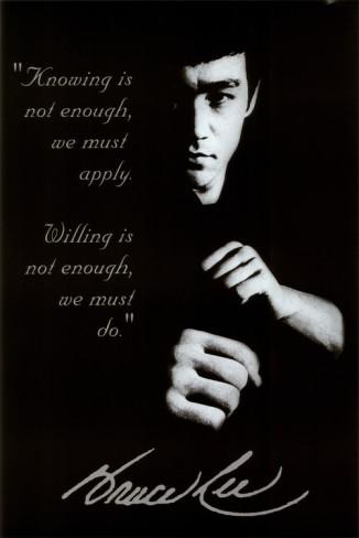 Bruce Lee Quotes Art. QuotesGram