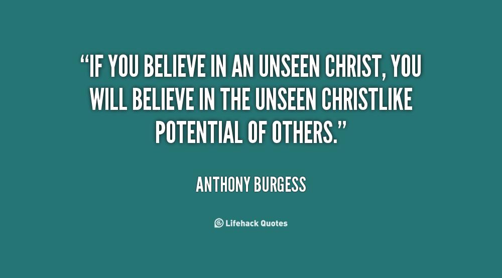 Believe In Jesus Quotes Quotesgram