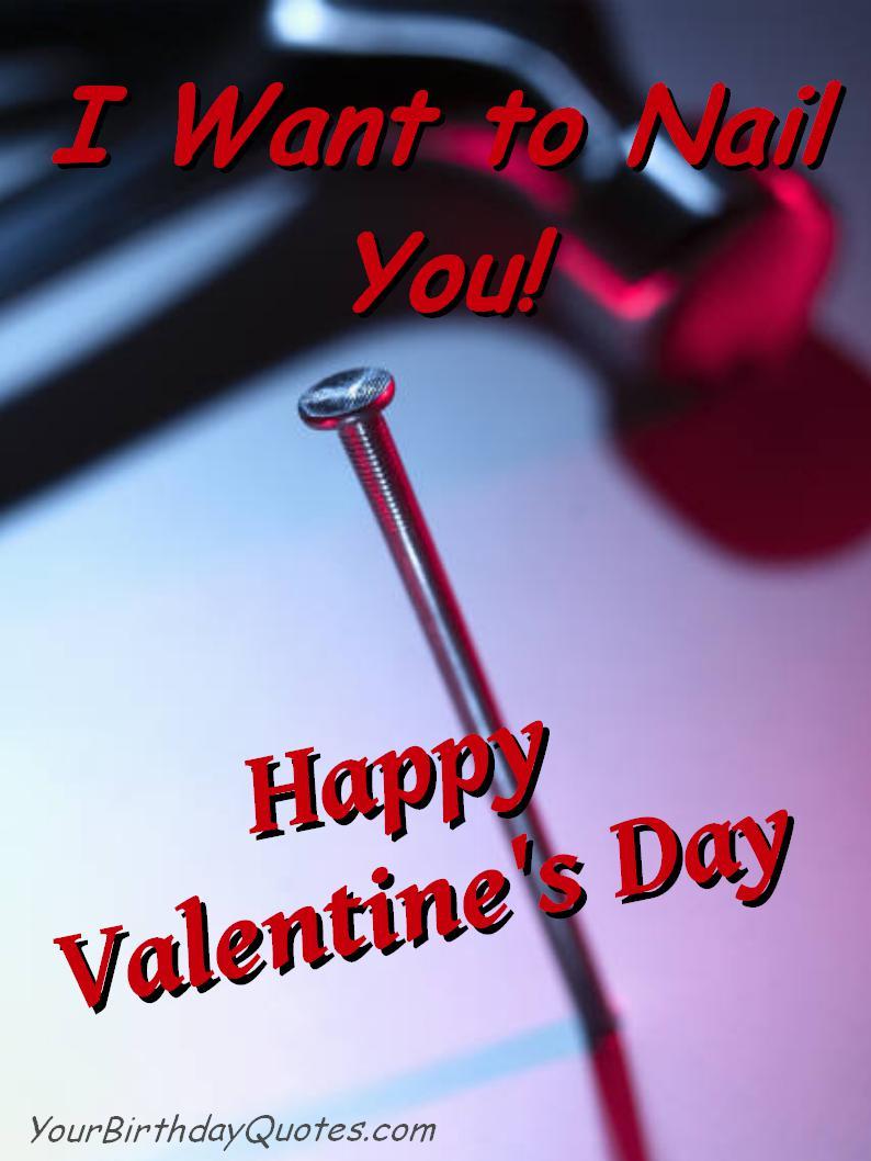 Very Funny Valentine Quotes: Rude Happy Birthday Quotes. QuotesGram