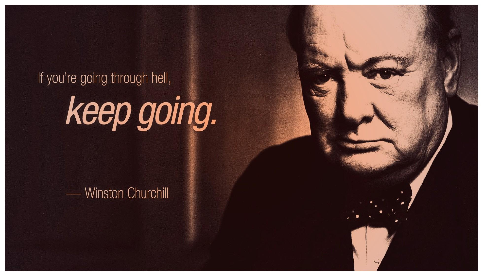 Winston Churchill Quotes. QuotesGram
