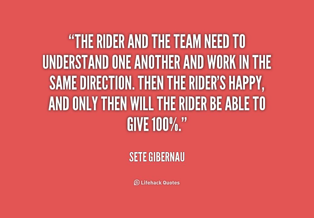 Rider Quotes. QuotesGram