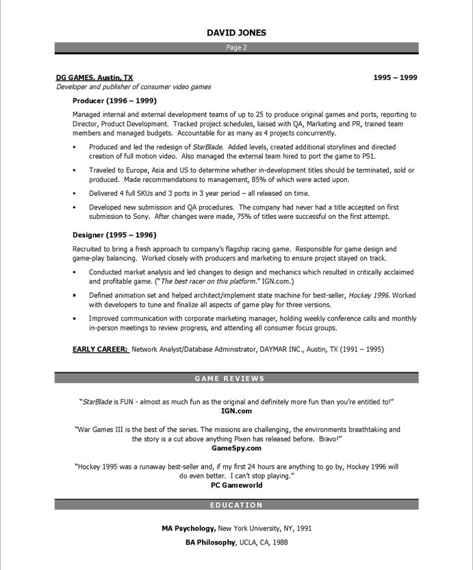 resume importance quotes quotesgram