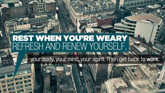 Quotes For The Weary Rest Quotesgram: Quotes About Renewing Yourself. QuotesGram