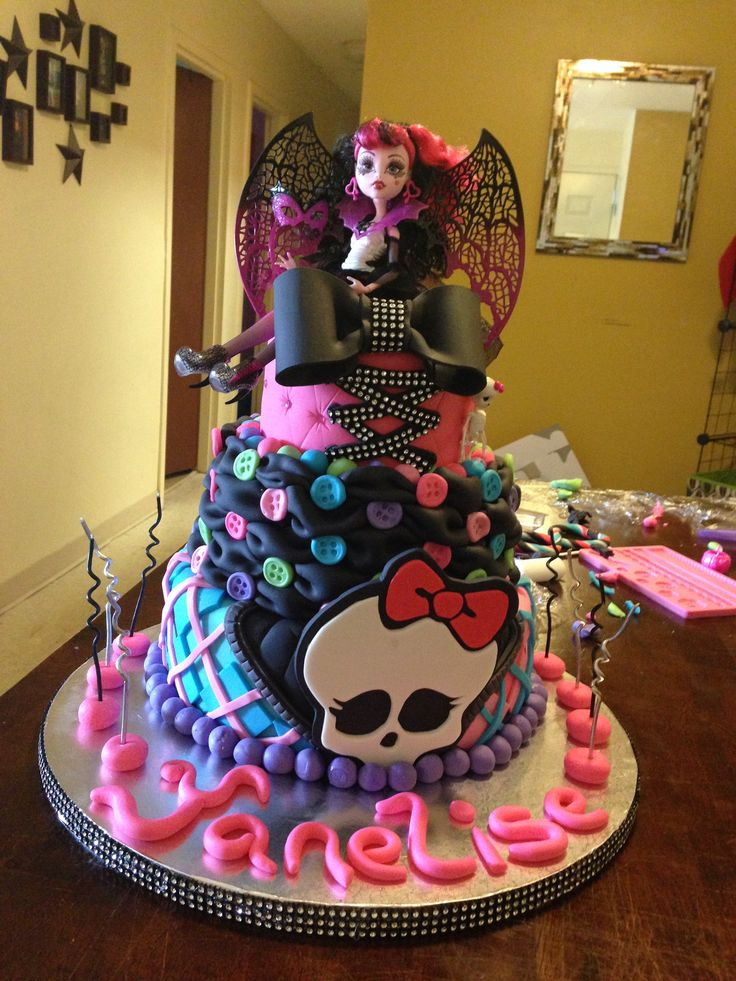 Monster High Birthday Quotes For 3rd Birthday Quotesgram