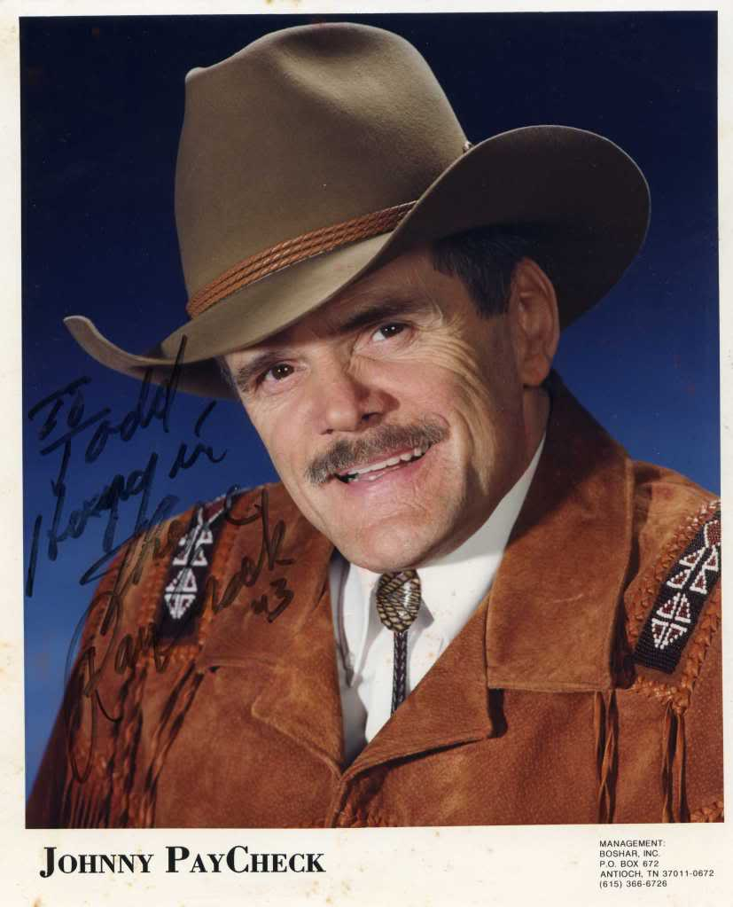 Johnny Paycheck Quotes QuotesGram