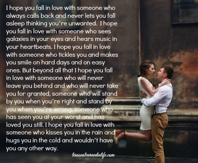 For when what do takes you boyfriend granted your to What To