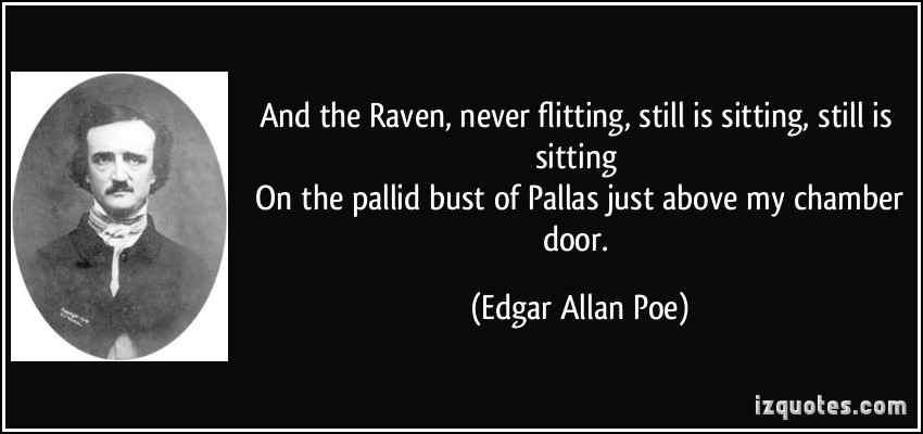 quotes from the raven quotesgram
