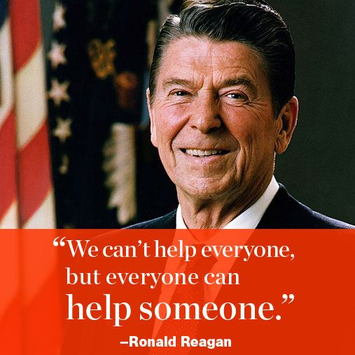 Inspirational Quotes Presidents: Ronald Reagan Famous Leadership Quotes. QuotesGram