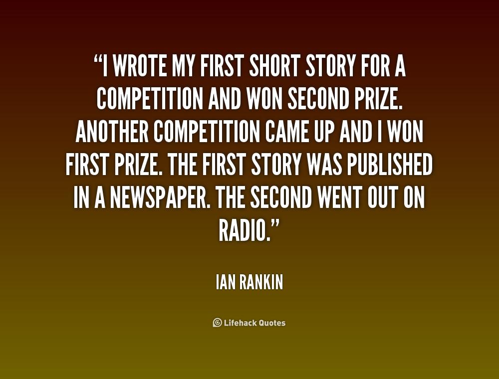 Ian Rankin: How I write