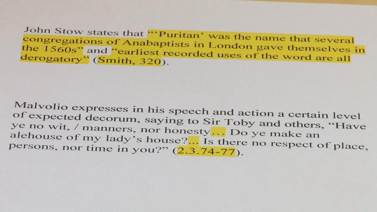 citing quotes from a play in an essay Citations, in which an abbreviated source citation is placed within the text of   association for documenting sources used in a research paper.