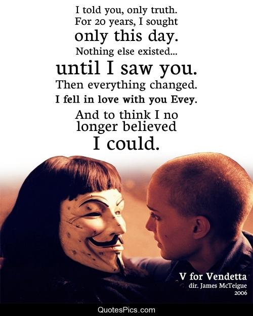 Vendetta Quotes Government Quotesgram