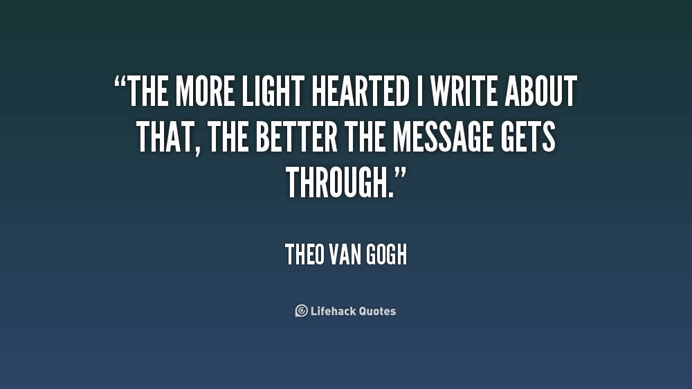 van gogh and theo relationship quotes