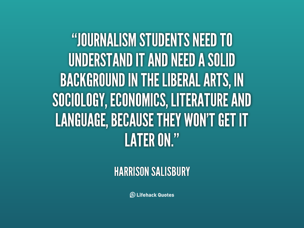 Funny Quotes About Journalism. QuotesGram