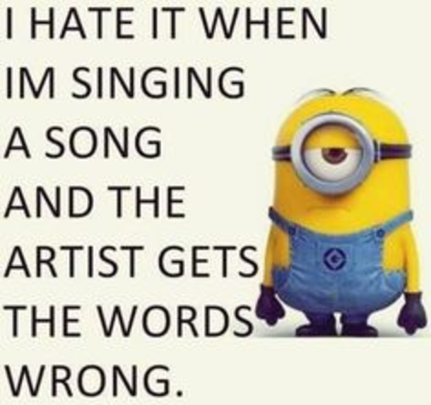Minion quotes and sayings quotesgram - Minions images with quotes ...