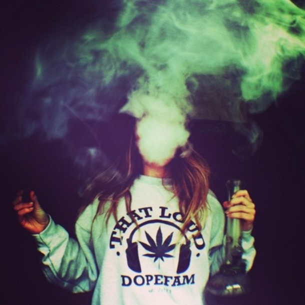 Dope Weed Quotes Bad Girls Quotesgram