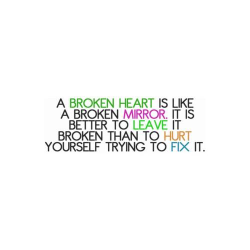 Quote About Heartbroken: Really Sad Quotes Broken Heart. QuotesGram