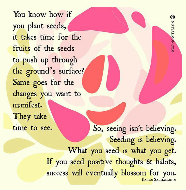 Quotes About Teachers Planting Seeds: Quotes About Seeds. QuotesGram