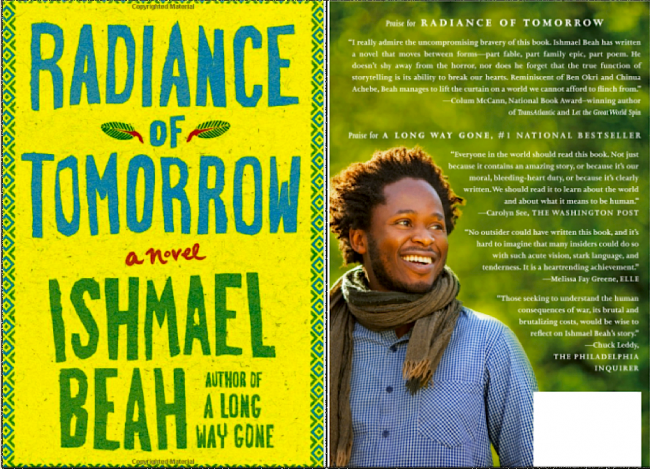 dear ishmael beah When ishmael beah was 11 the latest from dear abby reno-tahoe nightlife once a drugged child soldier, beah reclaims his soul.