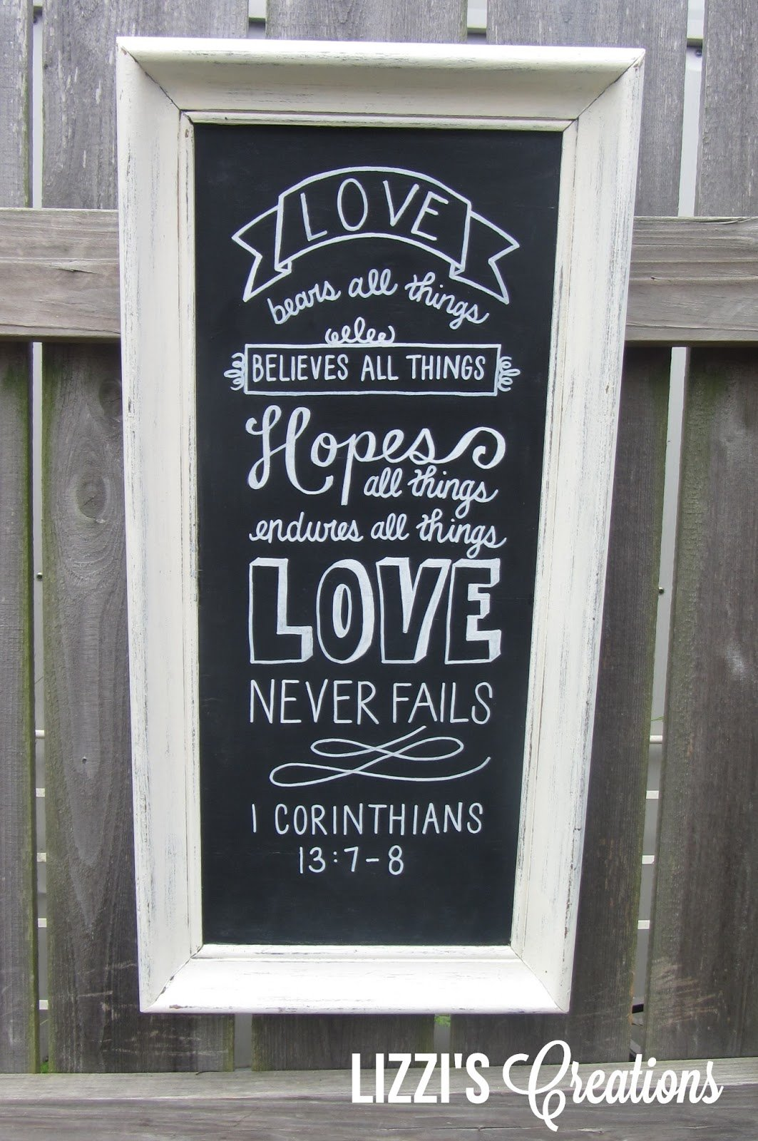 Chalkboard Writing Quotes Quotesgram