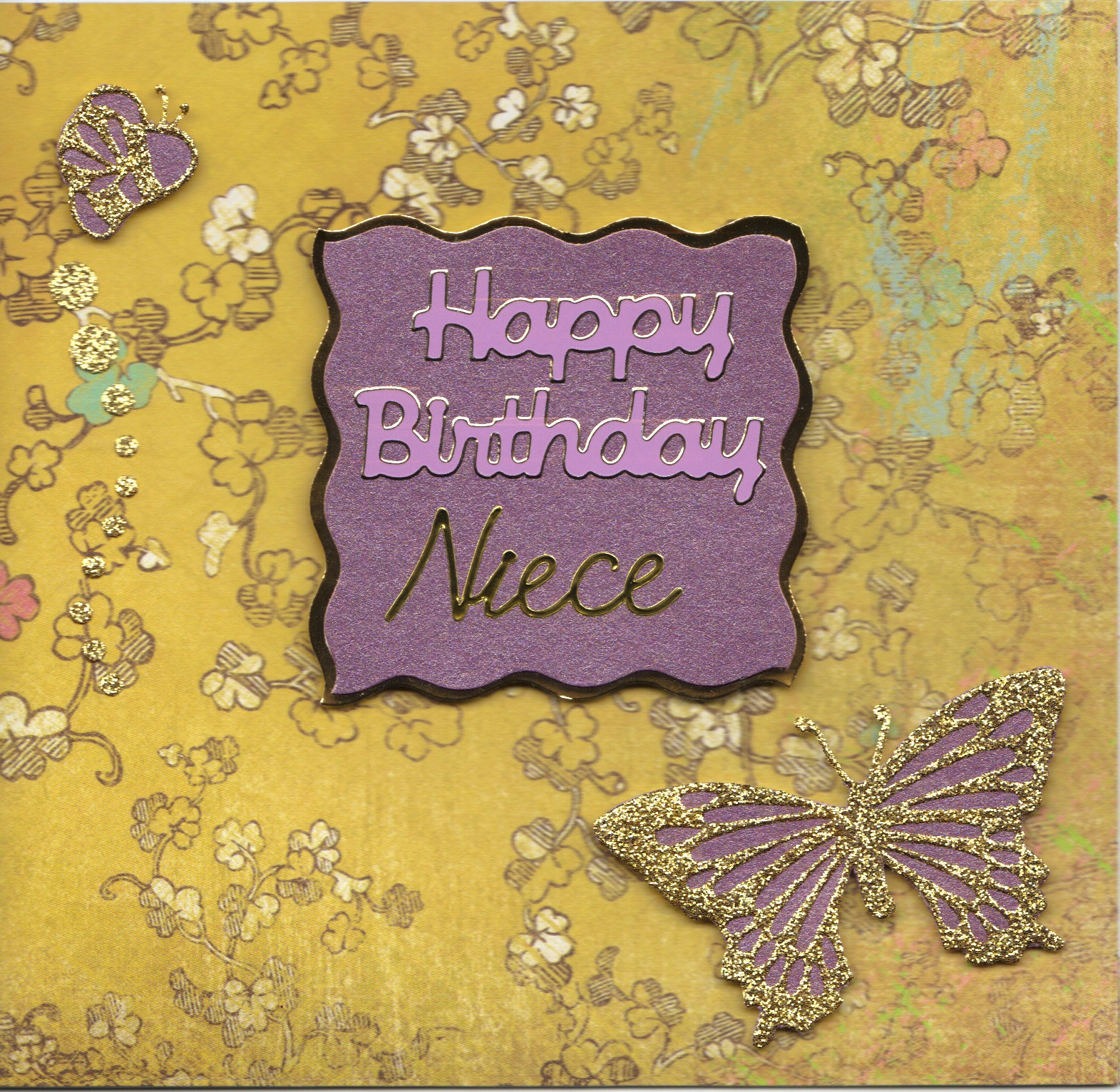 Birthday Quotes For Nieces: Quotes For Nieces Birthday Card. QuotesGram
