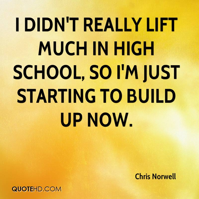Most Popular Girls In School Quotes: Starting High School Quotes. QuotesGram
