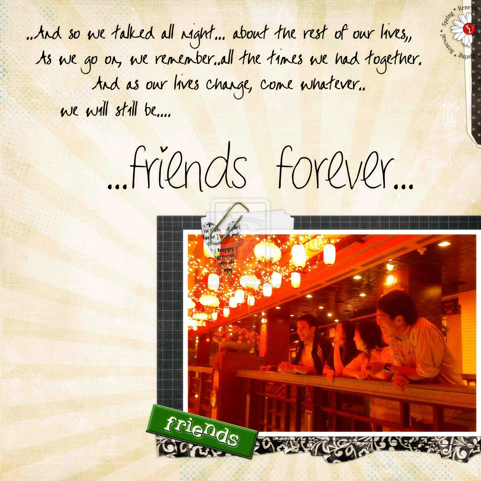 friends forever quotes and - photo #22