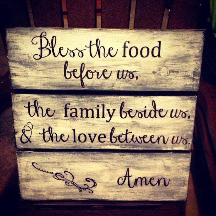 Kitchen Prayer Quotes: Kitchen Quotes Family. QuotesGram