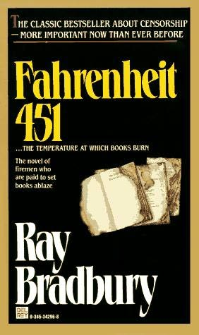"""an analysis of the science fiction in the novel fahrenheit 451 by ray bradbury Ray bradbury, a boundlessly imaginative novelist who wrote some of the most popular science-fiction books of all time, including """"fahrenheit 451"""" and """"the martian chronicles,"""" and who ."""