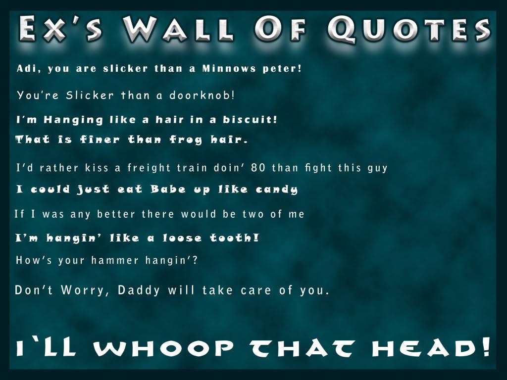 Good Ex Boyfriend Quotes. QuotesGram