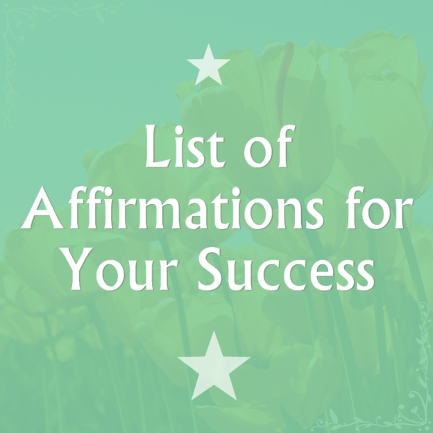 Motivational Quotes About Success: Positive Affirmations For Success Quotes. QuotesGram