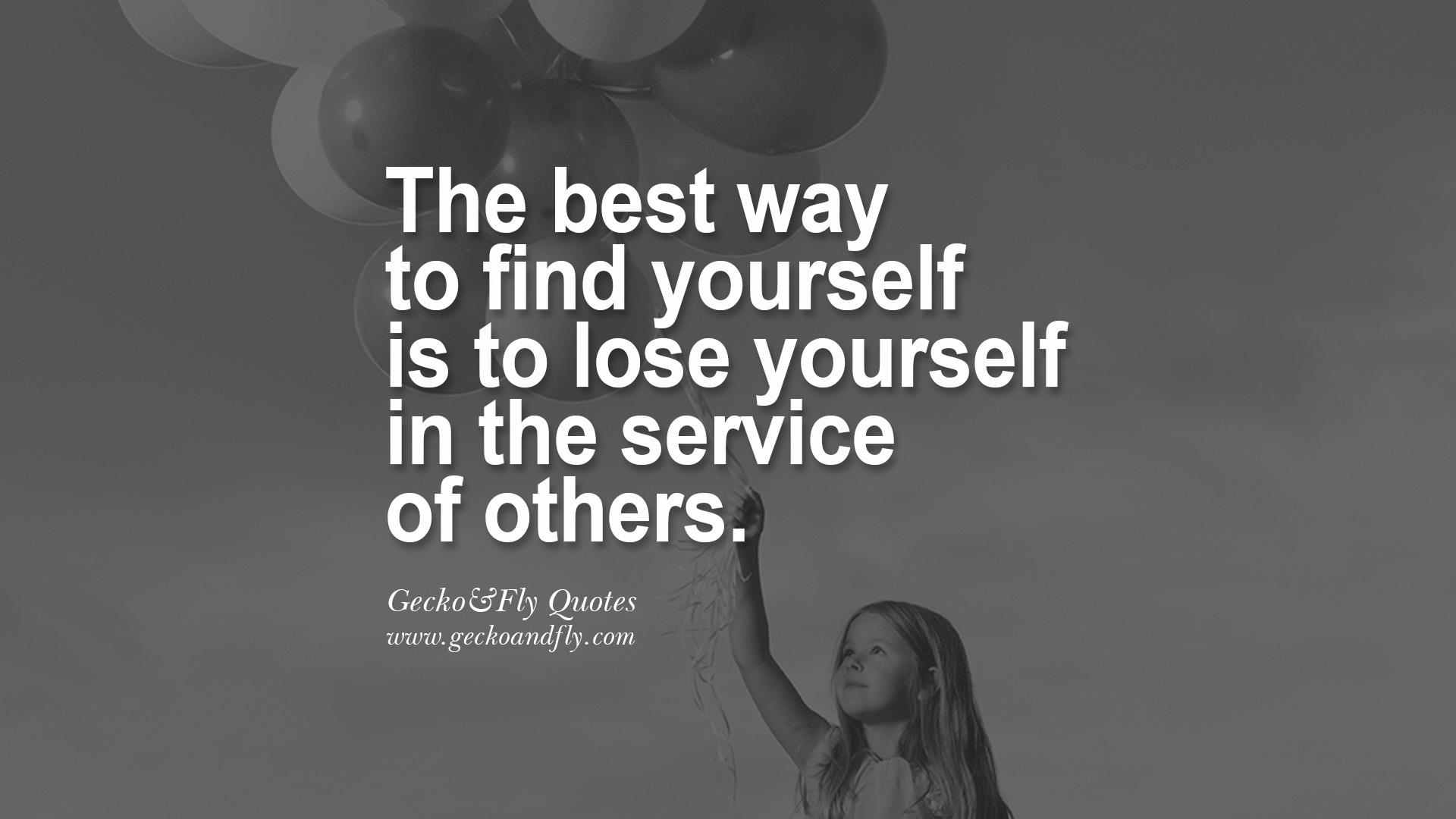 Human Service Quotes. QuotesGram