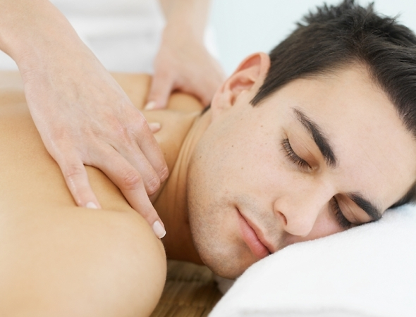 Marcus Day Spa For Men