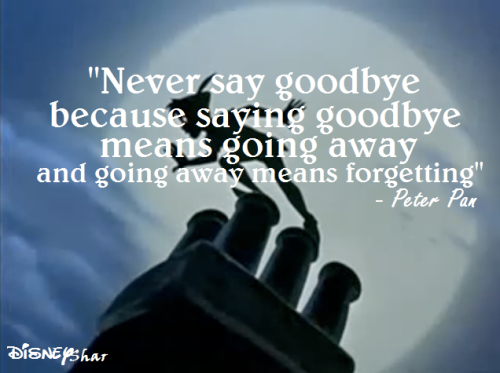 Peter Pan And Wendy Quotes. QuotesGram
