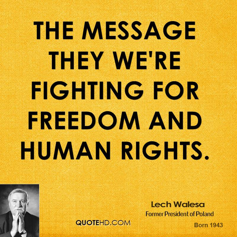 the fight for freedom essay